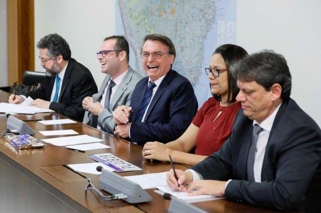 Isac Nobrega / Presidência da República/Divulgação