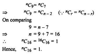 RBSE Solutions for Class 11 Maths Chapter 6 Permutations and Combinations Miscellaneous Exercise 10