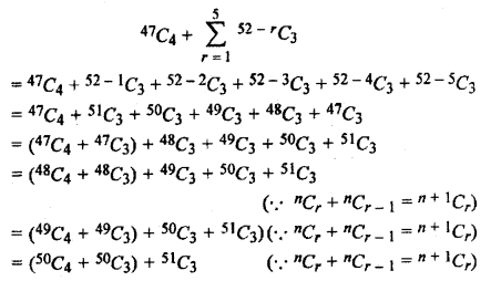 RBSE Solutions for Class 11 Maths Chapter 6 Permutations and Combinations Miscellaneous Exercise 4