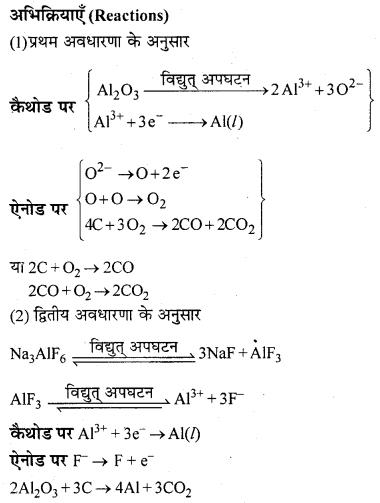 RBSE Solutions for Class 12 Chemistry Chapter 6 तत्वों के निष्कर्षण के सिद्धान्त एवं प्रक्रम image 8