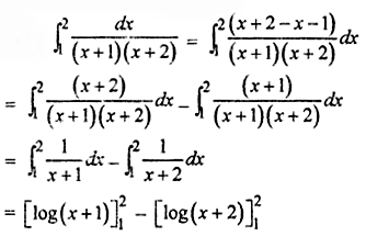 RBSE Solutions for Class 12 Maths Chapter 10 निश्चित समाकल Ex 10.2
