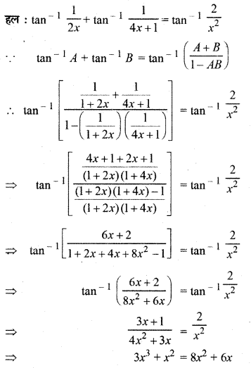 RBSE Solutions for Class 12 Maths Chapter 2 Ex 2.1 40