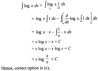RBSE Solutions for Class 12 Maths Miscellaneous Exercise