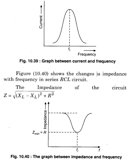 RBSE Solutions for Class 12 Physics Chapter 10 Alternating Current 25