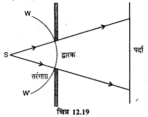 RBSE Solutions for Class 12 Physics Chapter 12 प्रकाश की प्रकृति short Q 10