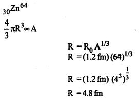 RBSE Solutions for Class 12 Physics Chapter 15 नाभिकीय भौतिकी mul Q 1