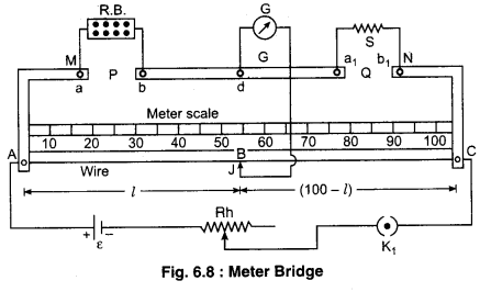 RBSE Solutions for Class 12 Physics Chapter 6 Electric Circuit 13