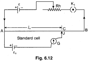 RBSE Solutions for Class 12 Physics Chapter 6 Electric Circuit 26