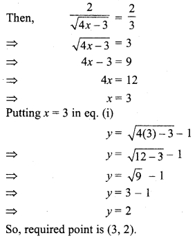 RBSE Solutions for Class 12 Maths Chapter 8 Application of Derivatives Ex 8.3