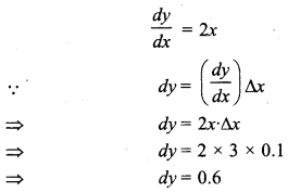 RBSE Solutions for Class 12 Maths Chapter 8 Application of Derivatives Ex 8.4