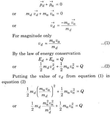 RBSE Solutions for Class 12 Physics Chapter 15 Nuclear Physics 25