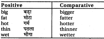 RBSE Class 6 English Grammar The Adjective image 4