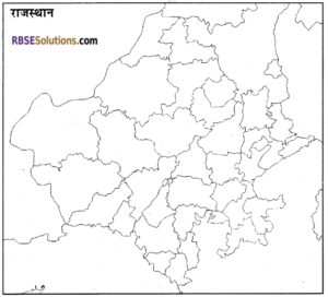 RBSE Class 12 Geography Model Paper 3 3