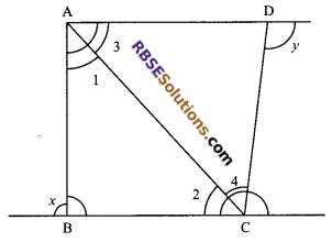 RBSE Solutions for Class 9 Maths Chapter 6 Rectilinear Figures Miscellaneous Exercise 10