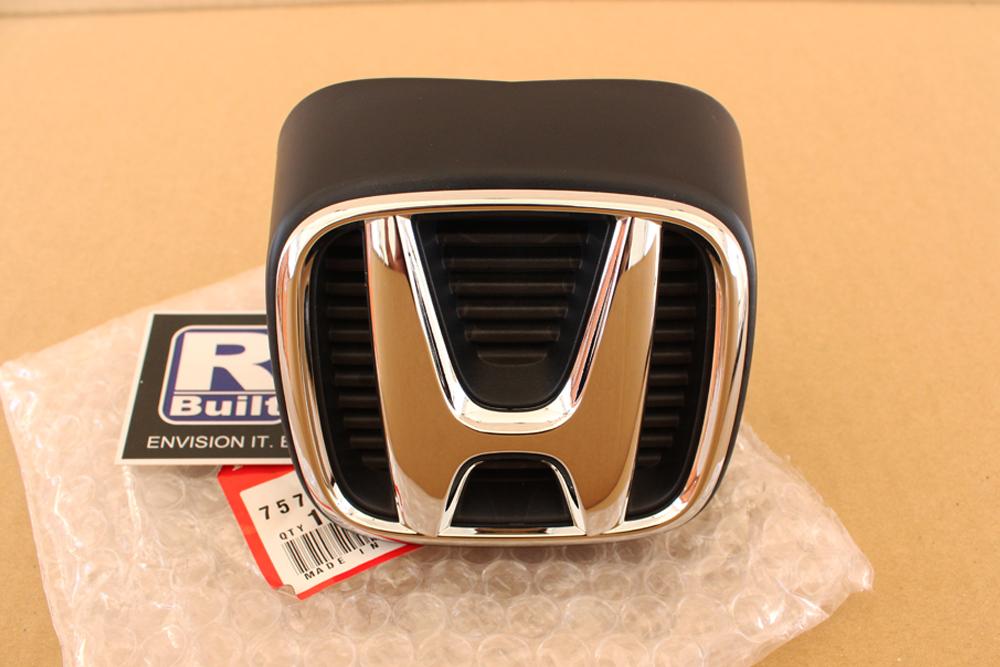 JDM DC RSX Type S Front Chrome H R Built - Acura rsx front emblem