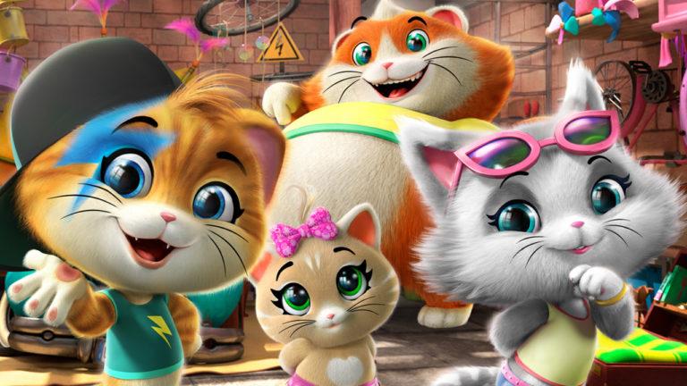 44 Gatti  Rainbow SpA