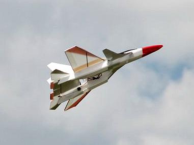 rc powers foam jets