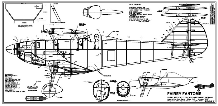 Scale RC Planes and How to Design them.