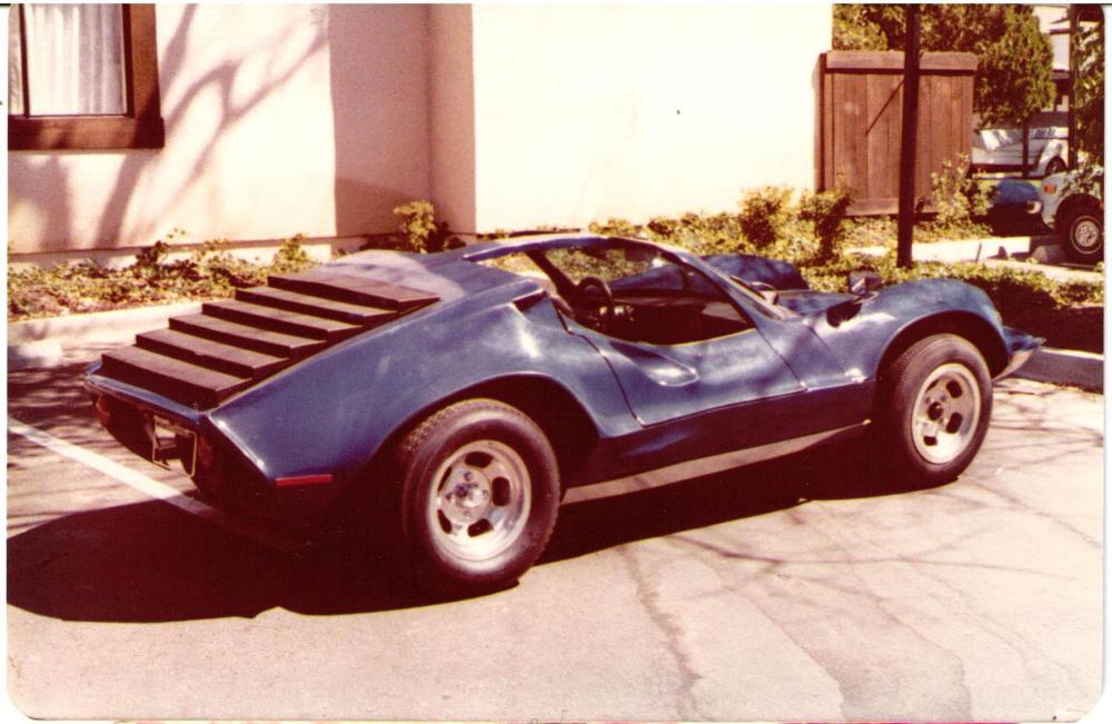 medium resolution of my home built kit car late 1970 s