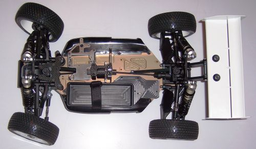 Brushless Conversion Kit - Mugen MBX6 BUGGY