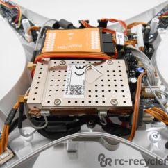 Dji Phantom 2 Wi Fi Wiring Diagram E Bike Battery Vision 43 V3 Signal Transmission Module