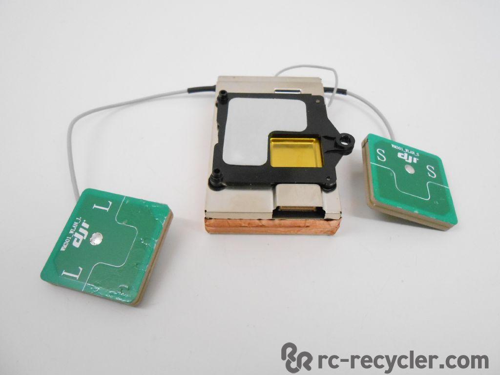 dji phantom 2 wi fi wiring diagram for doorbell transformer vision 43 signal transmission module