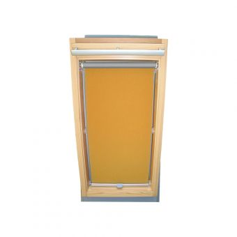 rc rollo shop abdunkelungsrollo alu thermo fur velux dachfenster ggl gpl ghl gelb online kaufen