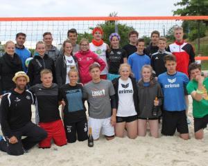 Stadtmeisterschaften 2017 mit Sieger Team Aloha