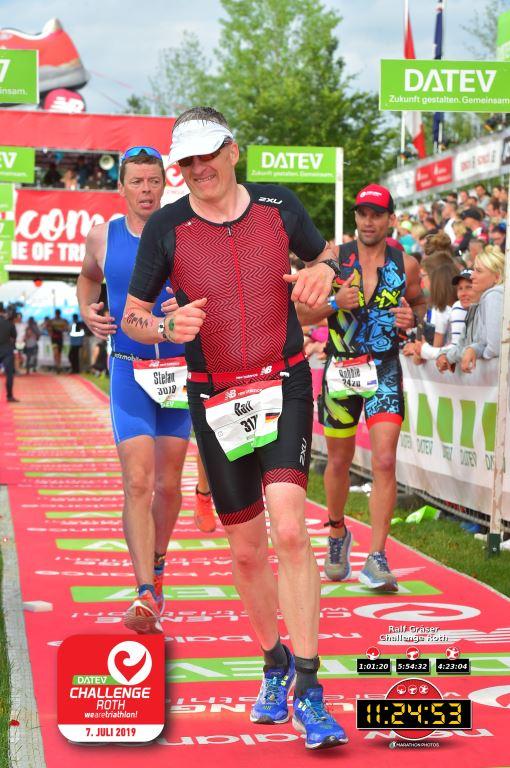 Neuer Ironman beim RC Sorpesee :         Ralf Gräser