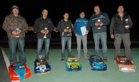 Glühweincup 2009 Sieger Tourenwagen