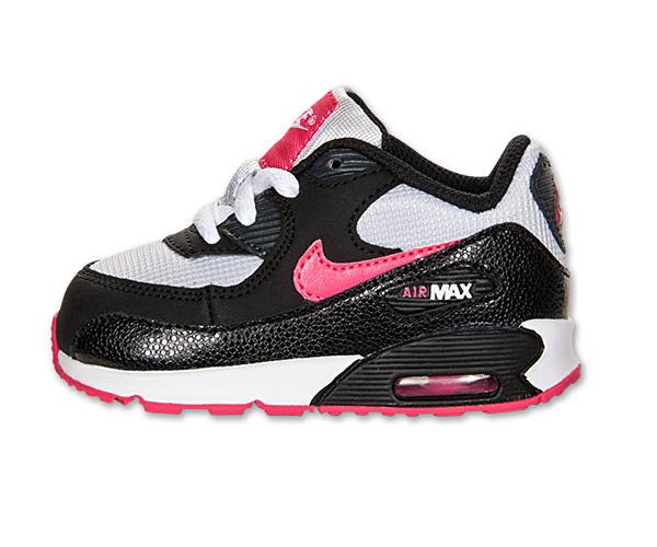 NIKE AIR MAX 90 2007 TD Childrens Shoes Kids Girls Boys