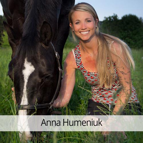 Vorstandsmitglied Anna Humeniuk
