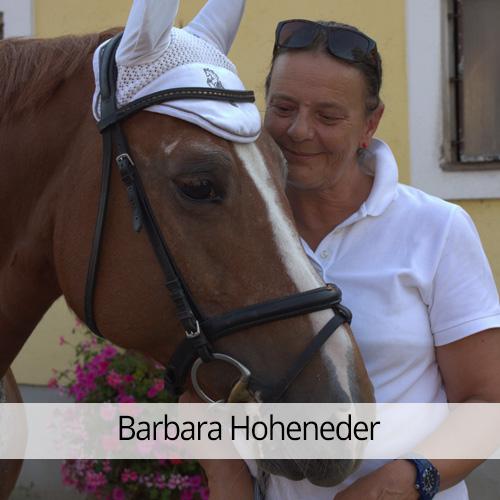 Vorstandsmitglied Barbara Hoheneder