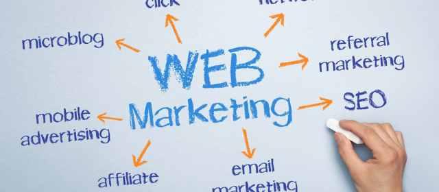 Formation webmarketing  le markéting appliqué au web