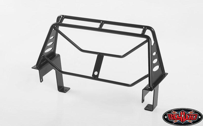 vvv c0730 nemesis roll bar w tire rack for desert runner w