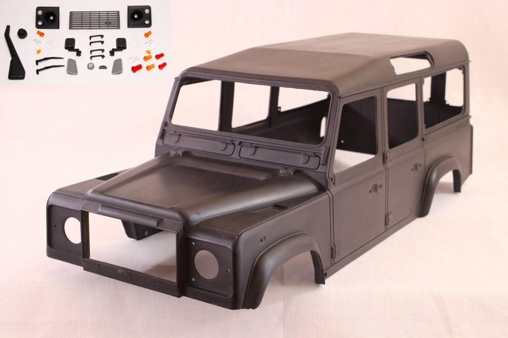 medium resolution of land rover defender d110 hardbody