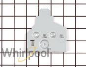 maytag microwave bracket flange parts