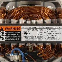 12 Volt Winch Motor Wiring Diagram Animal Bones For W10410999 Dryer – Readingrat.net