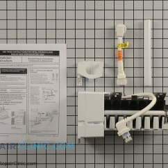 Ice Maker Diagram Chevy Alternator Wiring Assembly Wr30x10093 Repairclinic Com Alternate Product View