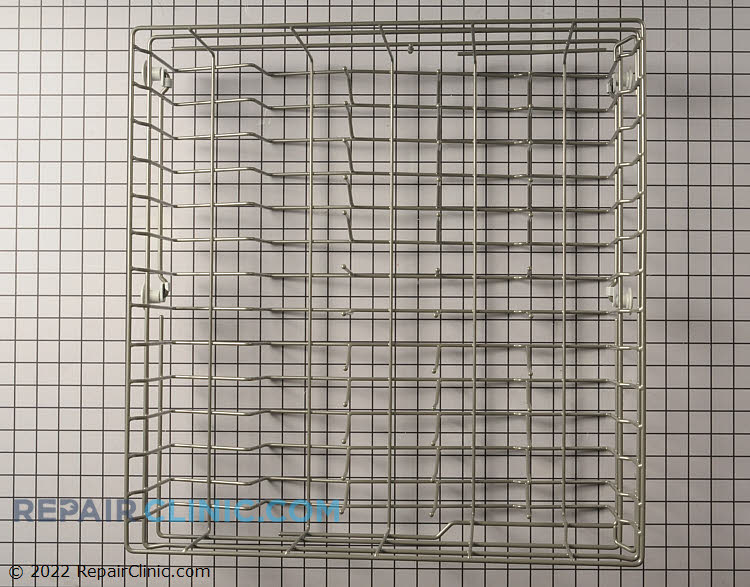 Dishwasher Upper Dishrack Assembly 99001454 Fast Shipping Repair Clinic