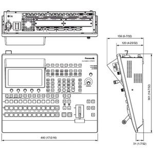 Buy Panasonic AV-HS410 Multiformat Vision Mixer HD/SD