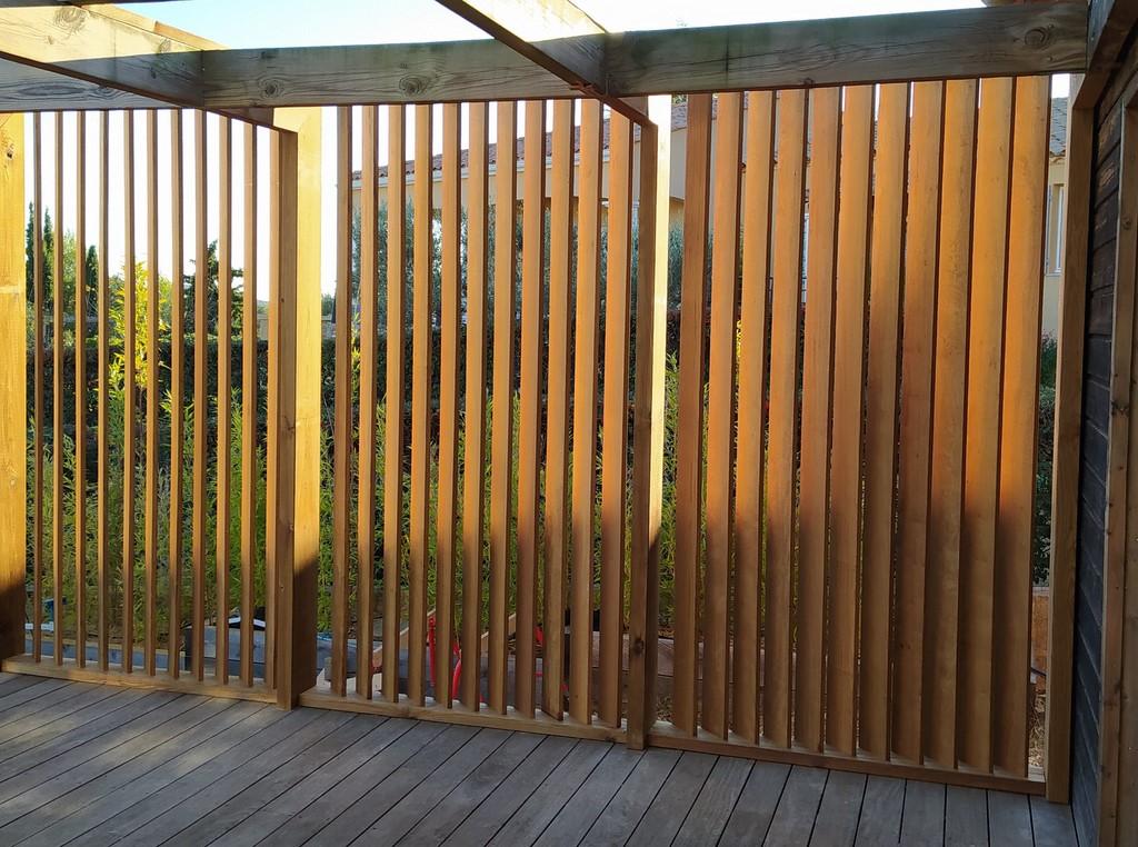 structures et amenagements bois montpellier