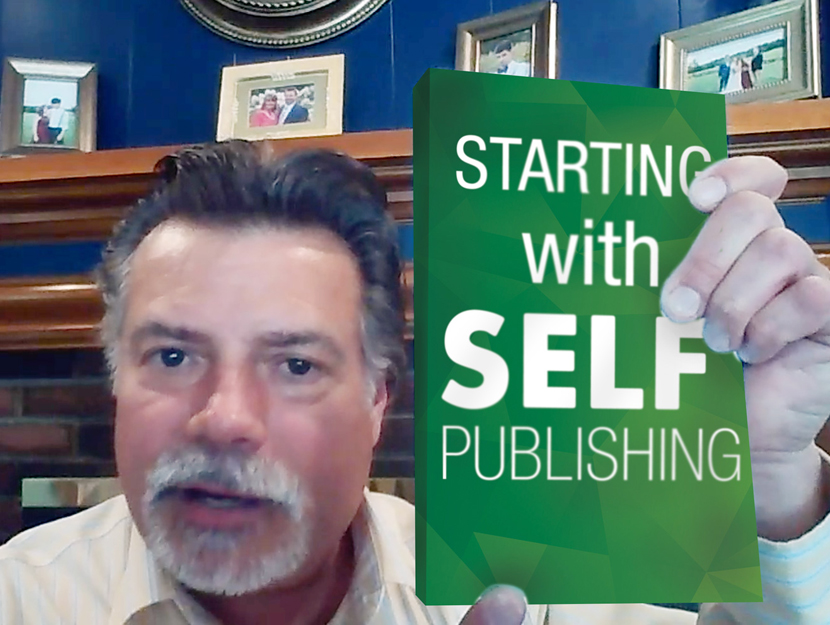 Getting Started with Self-Publishing, Book Printing, or Print-on-Demand Publishing