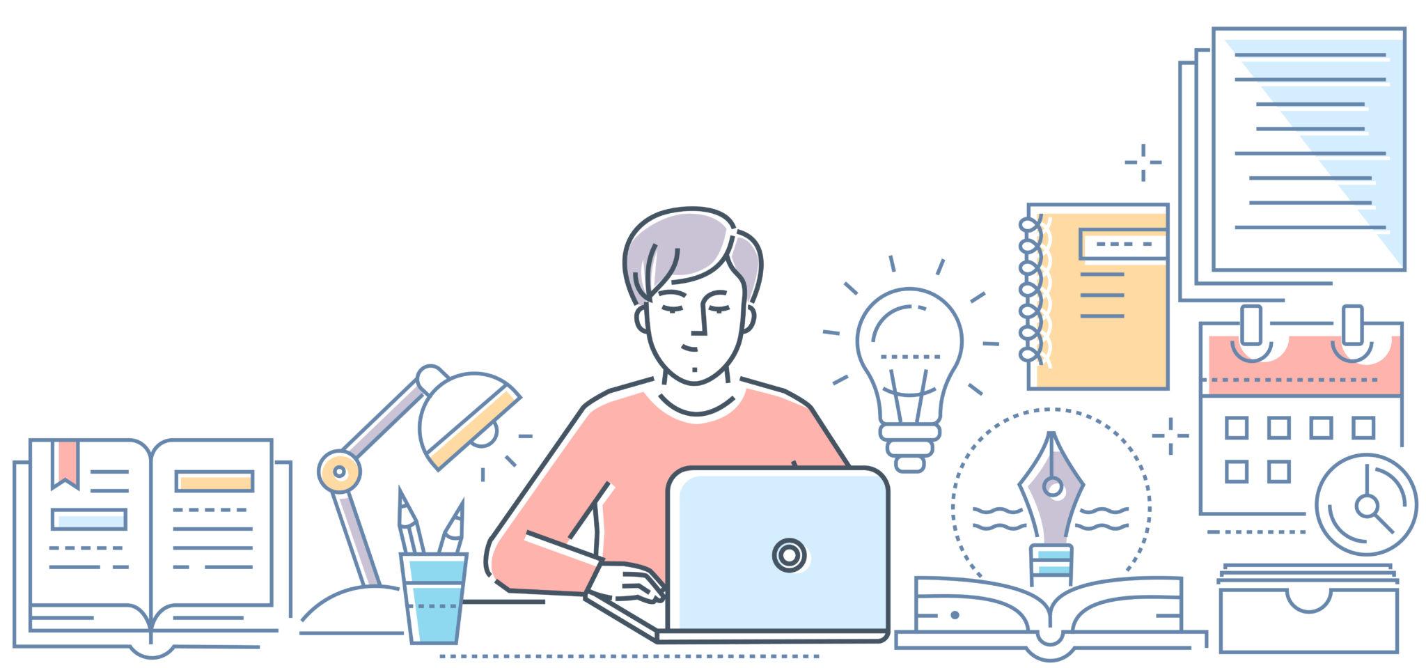 Copywriting and content development