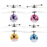 Fly Ball RC Lighting Crystal Sensing Bird Aircraft Toy ...