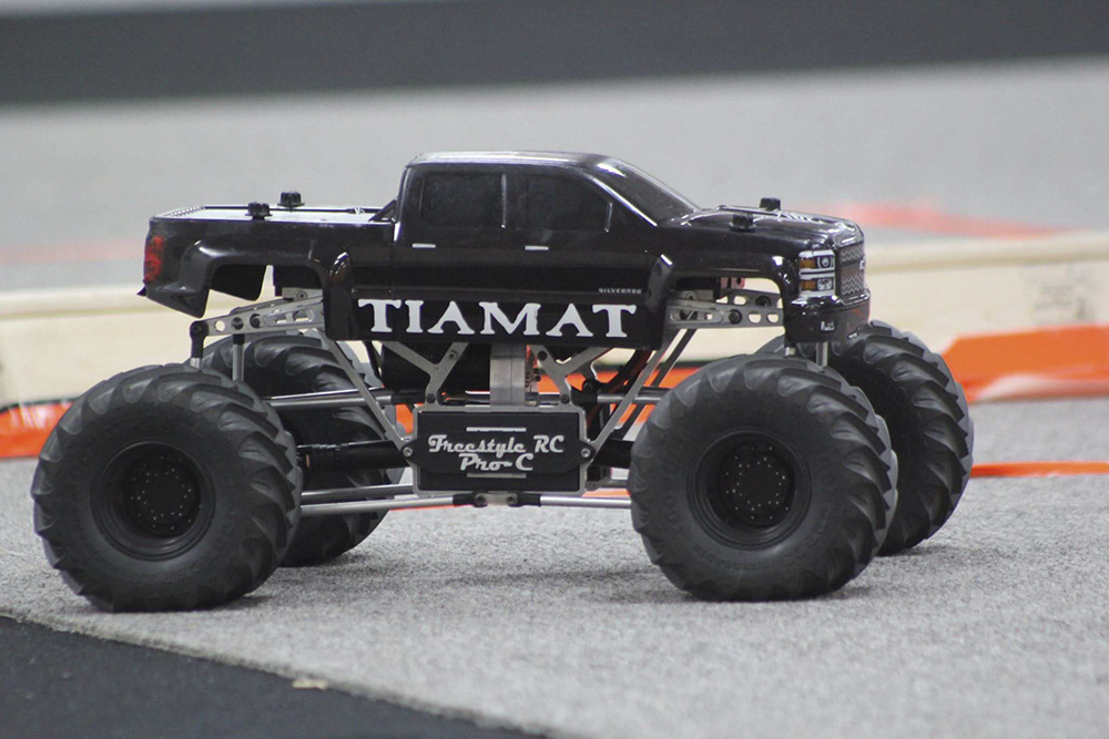 Tamiya TXT1 Pro Mod Race Monster READERS RIDE  RC Car