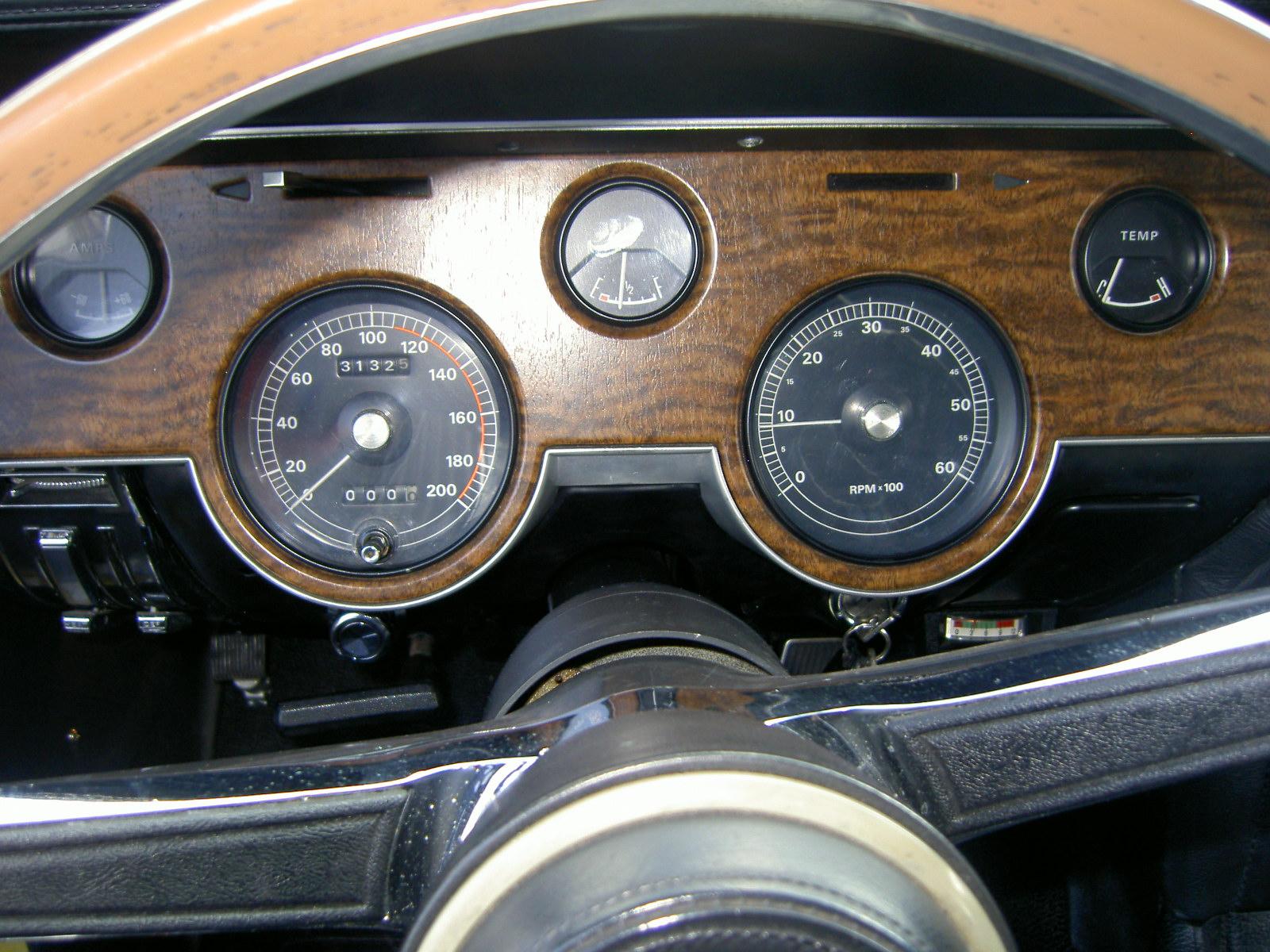 1968 Mustang Tach Wiring Rocketman S Classic Cougar Innovations