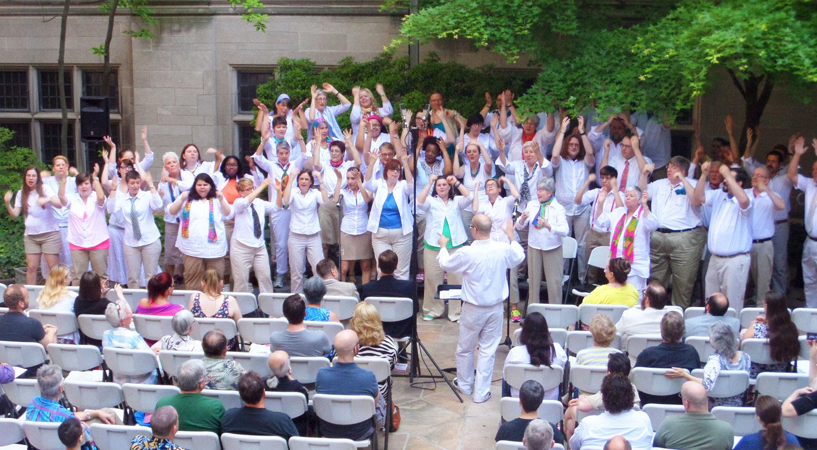 Renaissance City Choir Pride Concert