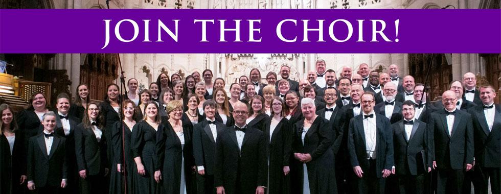 Join Renaissance City Choir