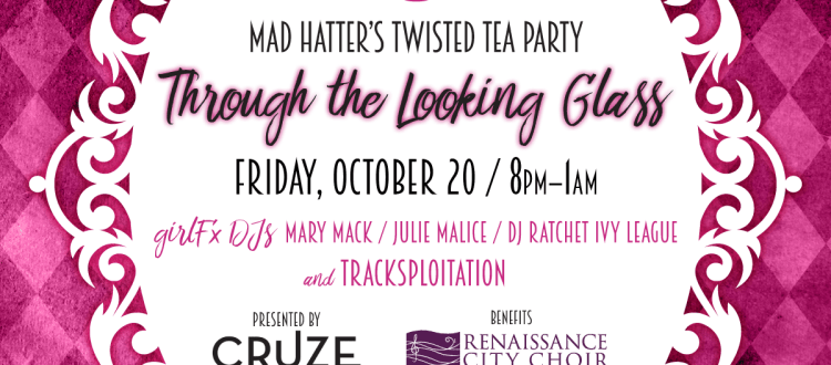 Mad Hatter's Twisted Tea Party 2017